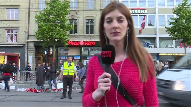 Erneute Demo gegen Media Markt