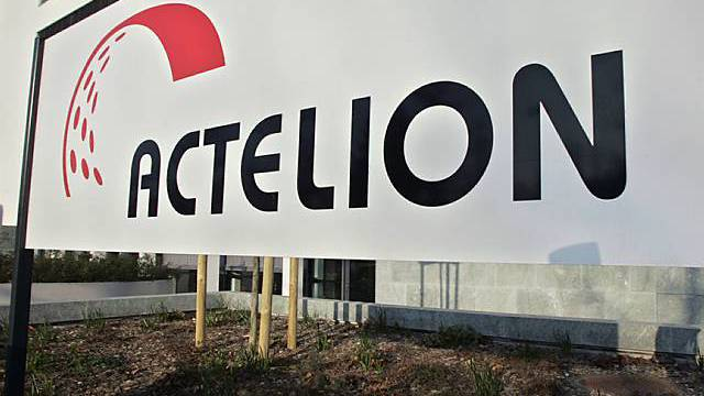 Sitz des Pharmaunternehmens Actelion in Allschwil