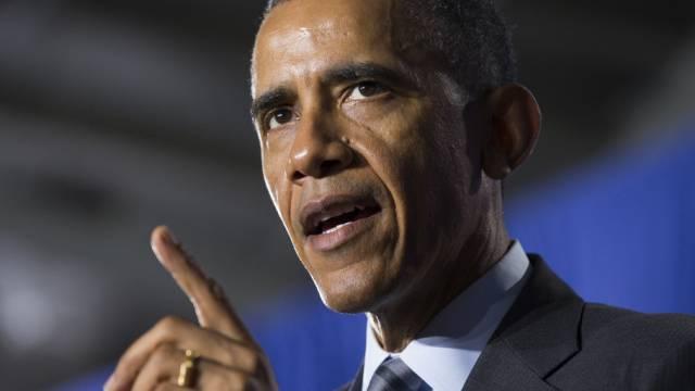 Präsident Barack Obama erläutert seinen Budgetentwurf