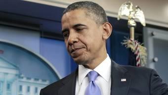 Der US-Präsident ist nicht mit allen Punkten des Militärbudgets einverstanden (Archiv)