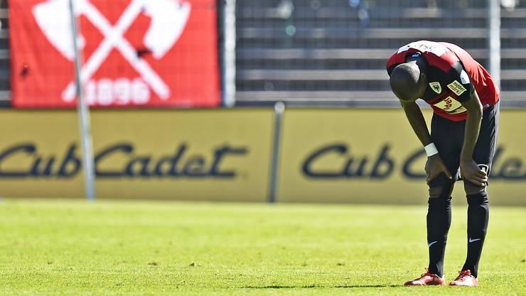 Beim FC Aarau braucht man jetzt nur etwas: Siege!
