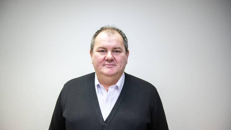 Portrait Roger Siegenthaler
