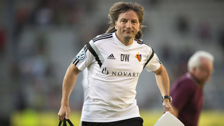 Dirk Wüst, lange im Physioteam des FC Basel, pflegt nun die Profis des FC Aarau