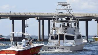 """Miami bereitet sich am Montag (Ortszeit) bereits auf die Ankunft von Hurrikane """"Michael"""" vor - Besitzer bringen ihre Boote an sicherere Positionen."""