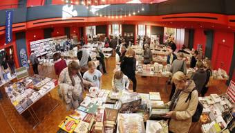 Buchmesse Olten 2014