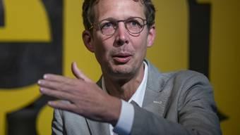 """Eine grosse Partei braucht eine Person, """"die vorne hinstehen kann"""", sagt Politologe Michael Hermann. (Archivbild)"""