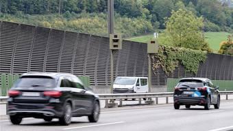 Der bei Autofahrern berühmt-berüchtigte Blitzer auf der A2 bei Tenniken wird aufgehoben.