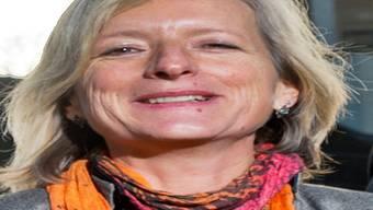 Synodepräsidentin Bernadette Bernasconi-Huser: Hoffnungsvoll.