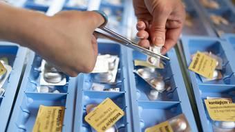Noch keine Pille gefunden wurde für das Ansteigen der Gesundheitskosten.