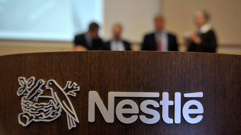 Lebensmittelgigant Nestlé wächst dank Starbucks