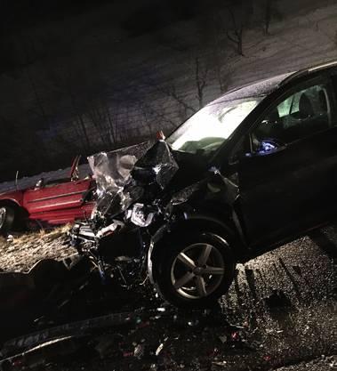 Die vom Unfall betroffene Strecke musste mehrere Stunden gesperrt werden.