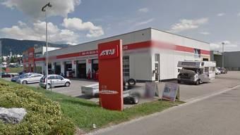 Auto-Technik Unger in Bellach.