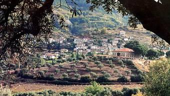 Das türkische Dorf Sirince.