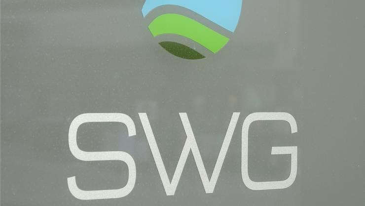 Die SWG führt an mehreren Abschnitten Bauarbeiten durch.