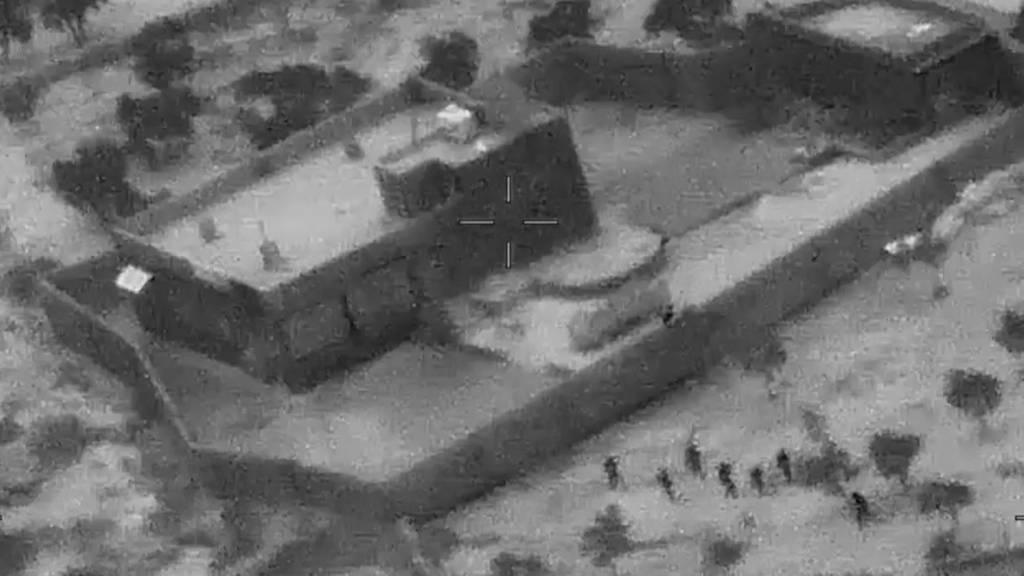 Tod von al-Baghdadi: So verlief der Angriff auf den IS-Chef