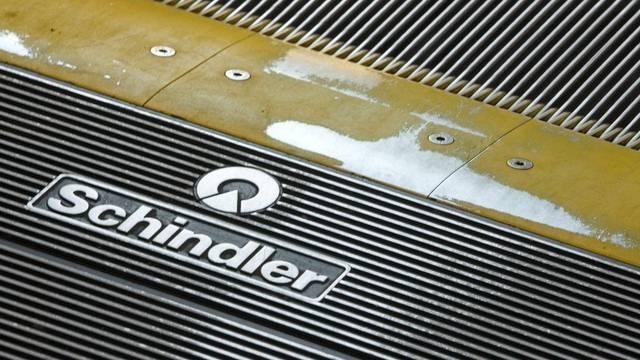 Schindler streicht 1800 Stellen - Schweiz nur marginal betroffen