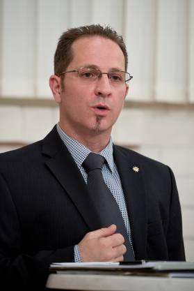 Carlo Rüsics will Gemeindepräsident werden.