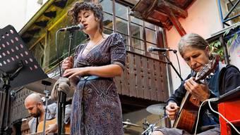 «The Playgrounds» mit Songwriter Pop im Stadthöfli bei der Tuchlaube.