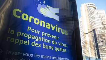 Die Corona-Krise hat lässt die französische Wirtschaftleistung um rund einen Drittel einbrechen. (Archivbild)