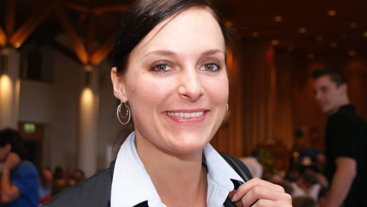 Anita Borer, SVP-Kantonsrätin, Kommission für Bildung und Kultur