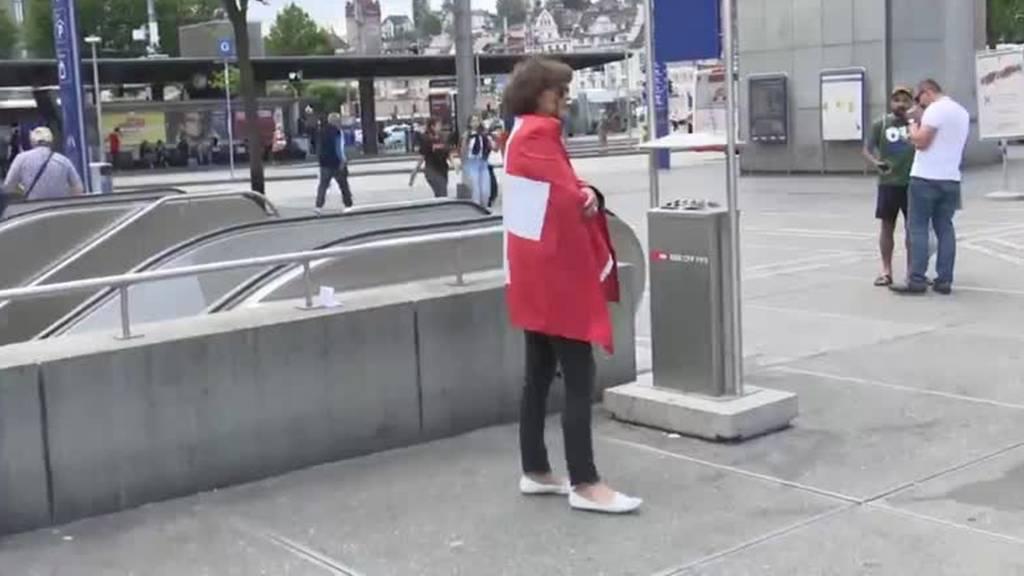 Nach Vorwürfen wegen Polizeigewalt: Luzerner Polizei lässt den Fall untersuchen