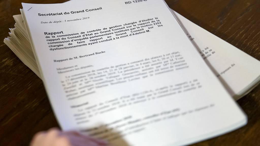 Geschäftsprüfungskommission kritisiert Genfer Regierung