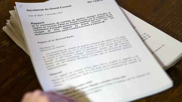 Für die Geschäftsprüfungskommission des Genfer Grossen Rates hat die Genfer Regierung nicht alle Massnahmen eingeleitet, um ein neuerliches Drama mit gefährlichen Häftlingen zu verhindern.