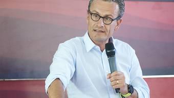 """Matthias Remund, Direktor im Bundesamt für Sport (BASPO), sagt: """"Geld ist im Spitzensport nicht die einzige Stellschraube zum Erfolg."""""""