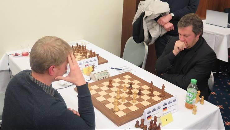 Einblick in das vergangene Schachfestival Basel anfangs dieses Jahres.