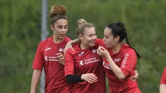 FC Aarau Frauen - FC Therwil (25.05.2019)