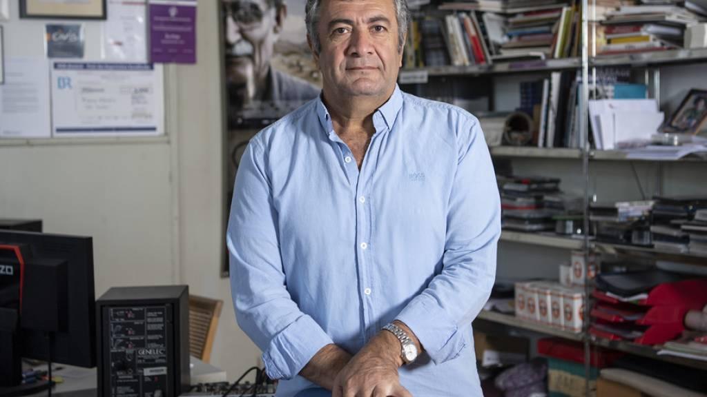 Regisseur Mano Khalil kam einst als syrisch-kurdischer Flüchtling in die Schweiz. Heute startet sein teilweise autobiografischer Film «Nachbarn» in den Deutschschweizer Kinos.