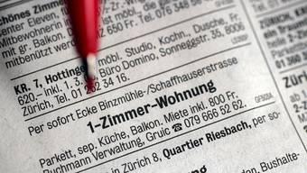 Es gibt wieder ein paar freie Wohnungen mehr in Winterthur. (Symbolbild)