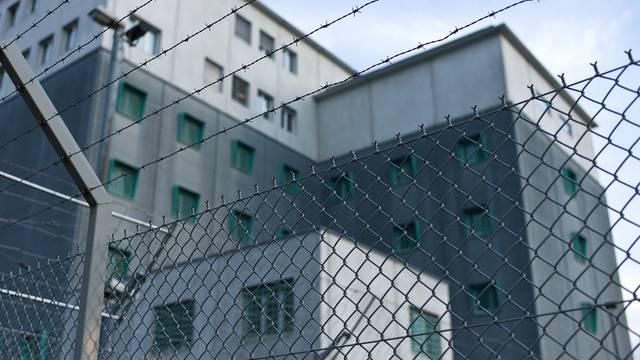 Das Flughafengefängnis Zürich (Archiv)