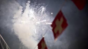 Feuer und Feuerwerk in der Nähe von Wäldern sind über den 1.August verboten.