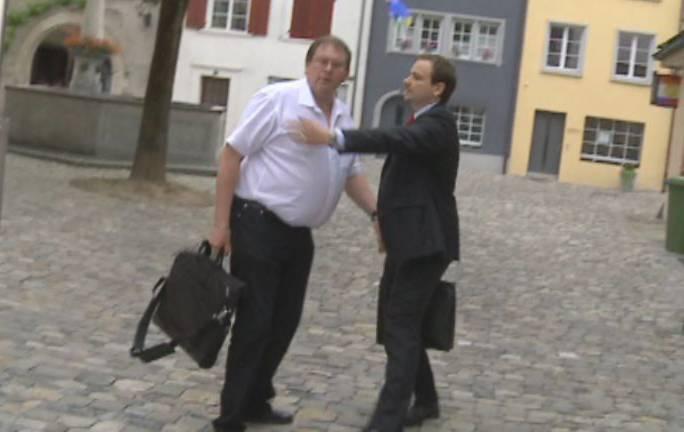 2012: Ingo Malm greift Journalisten an