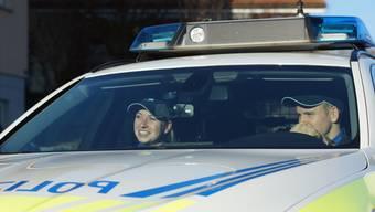 Pro Jahr legen die Polizisten der Kapo Aargau 4 Millionen Kilometer im Auto zurück. zvg/Kantonspolizei Aargau