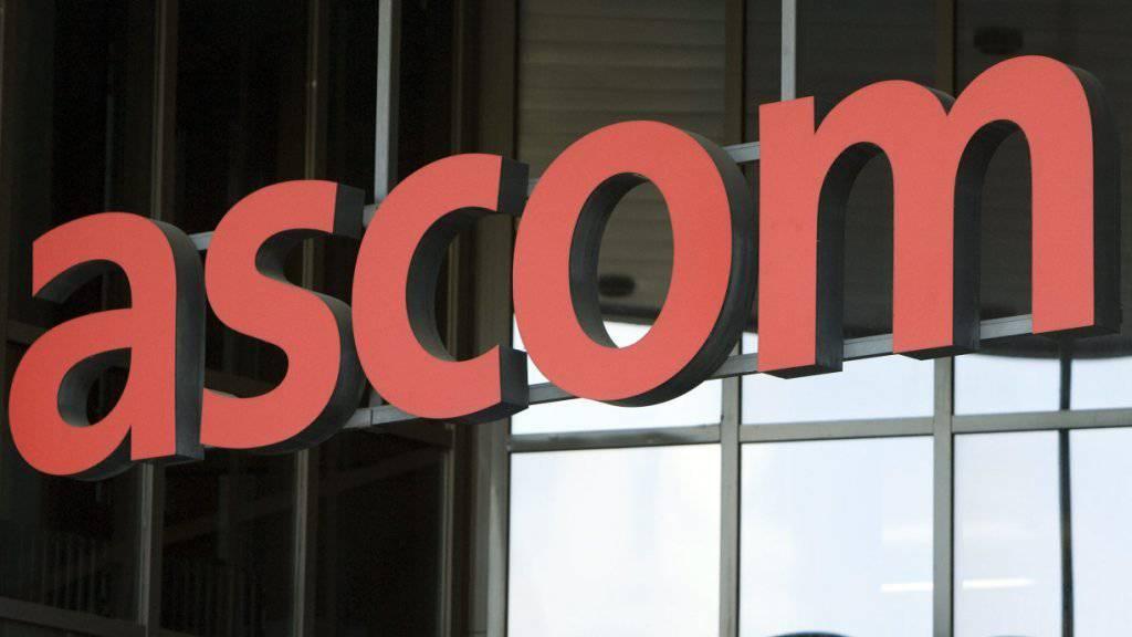 Ascom rechnet mit einem Verlust im ersten Halbjahr.