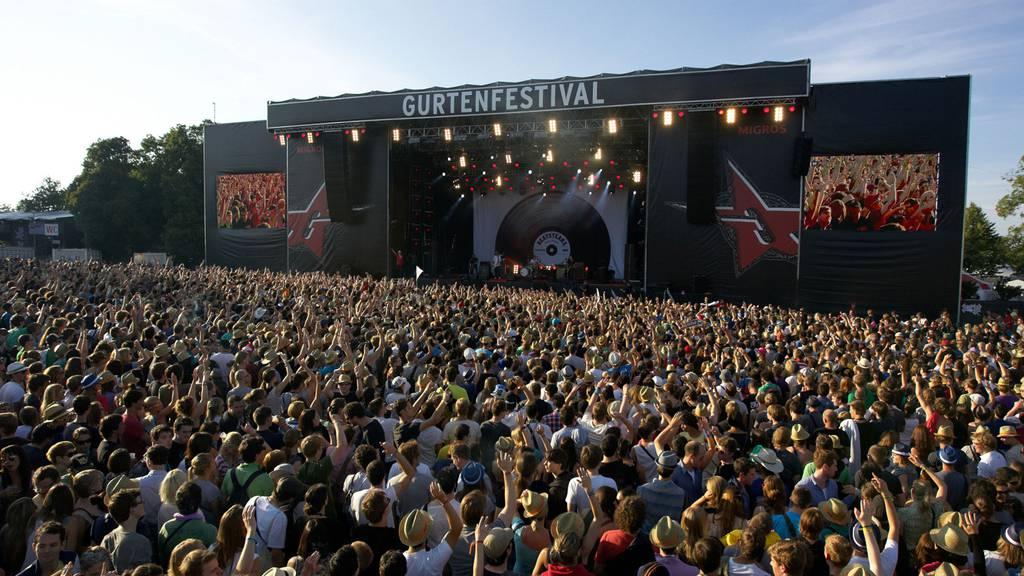 Gurtenfestival mit neuem Besucherrekord