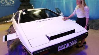 Nicht strassentauglich, aber legendär: Unterwasser-Lotus Esprit