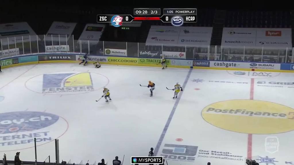 Wende im Schlussdrittel: Ambri-Piotta gewinnt gegen  die ZSC Lions 3:2