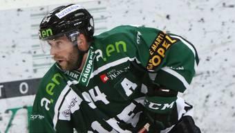 Der EHCO verliert mit Marco Truttmann gegen die EVZ-Academy.