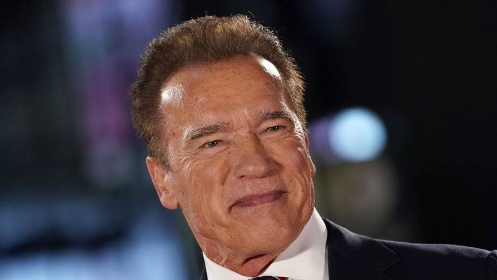 Arnold Schwarzenegger schenkt lieber als dass er selber beschenkt wird. (Archiv)