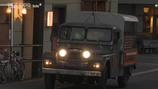 «Bar Berlin» mischt Drinks im Truck