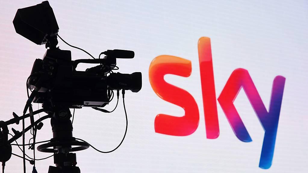 Sky bringt das Produkt «Sky Glass» heraus und will damit den Streamingdiensten und TV-Apps Konkurrenz machen. (Symbolbild)