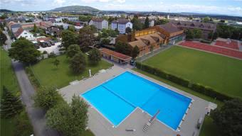 Das Schwimmbad Mühlematt in Egerkingen bedarf einer Gesamterneuerung. Kostenpunkt: 3 Millionen Franken. Bruno Kissling