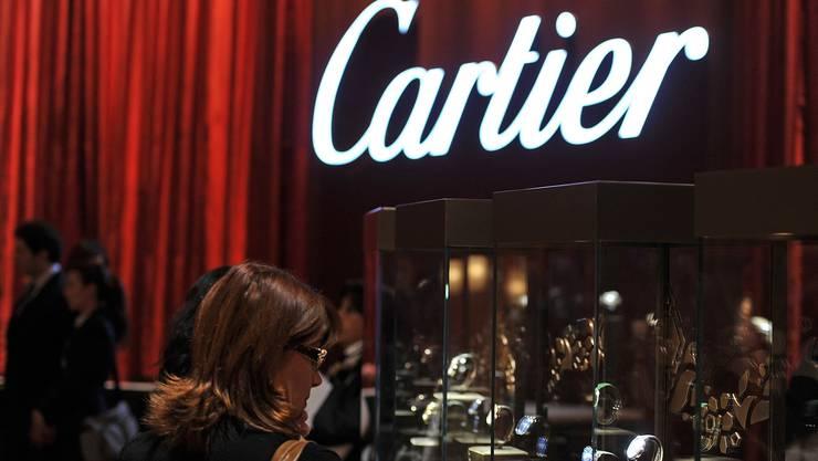 Cartier ist die mit Abstand wichtigste in Portefeuille des Genfer Luxuskonzerns Richemont. (Quelle: Getty)