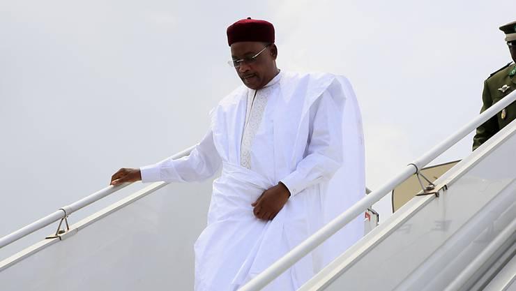 Laut dem nigrischen Präsidenten Mahamadou Issoufou richten sich die Terror-Attacken immer häufiger gegen die Zivilbevölkerung. (Archivbild)
