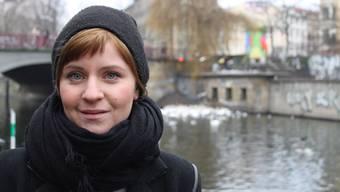 Statt dem Erusbach spaziert Silvana Brunner heute gern der Spree entlang.