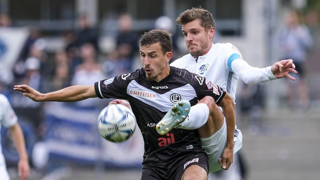 Welches Gesicht zeigt der FCL gegen Lugano?