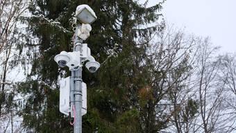 Videoüberwachung an Oberengstringer Sammelstellen